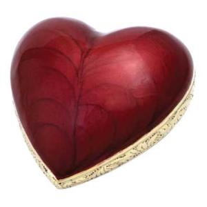 Golden Scarlet Heart